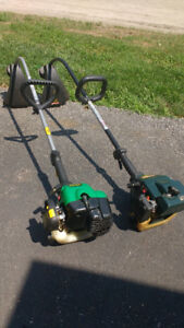 GAS TRIMMERS FOR SALE