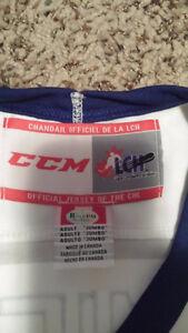 Mario Lemieux Signed official CCM Laval Voison Jersey (ReichPM) Regina Regina Area image 4