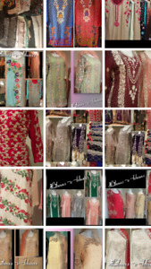 Pakistani dresses new arrival