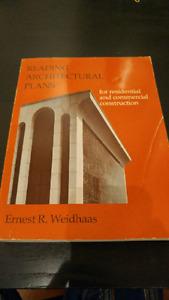 Livre sur architecture