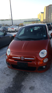 Fiat 500 Sport for sale.