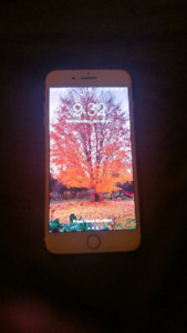 Mint condition - Apple IPhone 7plus rose gold 32Gb