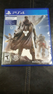 Destiny PS4 Game