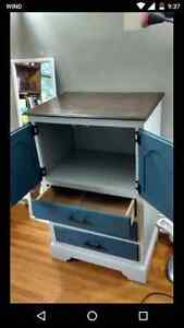 Sturdy blue dresser Peterborough Peterborough Area image 1