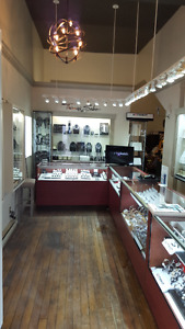 Showcases with LED lighting...$250 each