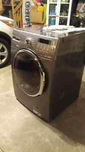 Samsung Front Load Washer with Steam Cycles Kitchener / Waterloo Kitchener Area image 2