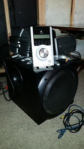 Logitech Z-5500 5.1 Speakers