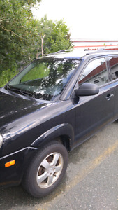 2007 Hyundai Tucson 128k km. Selling as is