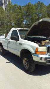 1999 Ford Pick-up Truck