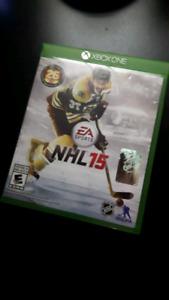 NHL 15 xboxOne