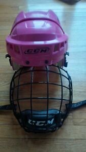 Girl's Hockey Helmet