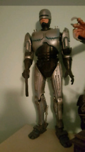 """Neca 18"""" Robocop with motion activated sound collectible figure"""