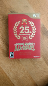SUPER MARIO BROS. 25TH ANNIVERSARY COLLECTOR'S EDITION NINTENDO