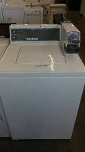 Coin Washer Laundry Machine Huebsch