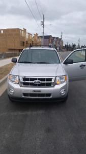 2011 Ford Escape XLT 3.0l V6