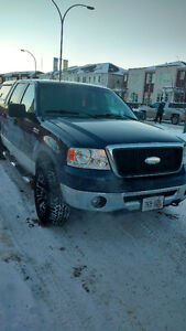 2006 Ford F-150 SuperCrew Pickup Truck For Sale