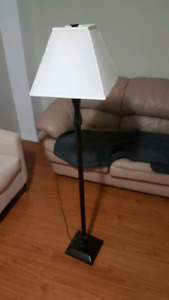 Standing and table lamp