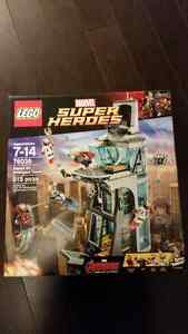 Brand new lego set 76038 - Attack on Avengers Tower