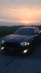 2014 charger headlights