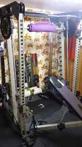 Workout Room for Sale