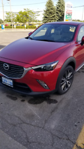 2017 Mazda CX-3 All-Wheel Drive GT - $1000 Incentive
