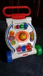 Fisher Price sit to stand learning walker Kitchener / Waterloo Kitchener Area image 2
