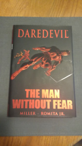 Daredevil: The Man Without Fear (hardcover) - ISBN: 0785134787