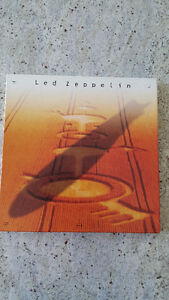 Led Zepplin 4 CD Box Set