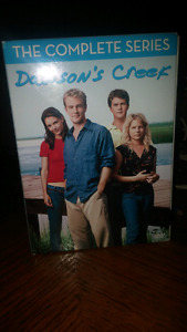 Dawson's Creek DVD set