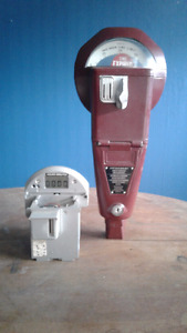 Refurbished Parking Meter!  Great for Man Cave!