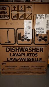 Frigidaire Built-In Dishwasher - New In Box