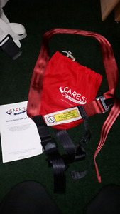 Cares Safety travel system