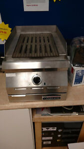Garland charbroiler electric 15inch new