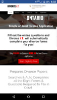 Uncontested Divorce DIY $99.95 Easy Online Questions