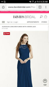 ISO Bridesmaid dress