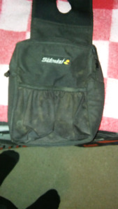 sidewind sled/atv tank bag