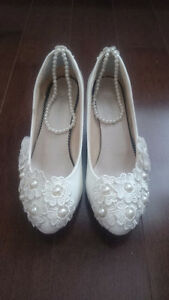 Dancing Shoes Size 8
