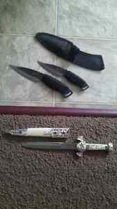 size 13 mens footwear and decorative swords