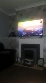 TV 55 inch flat screen