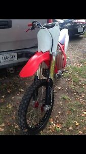 2012 Honda crf 450 *mint* WANT GONE