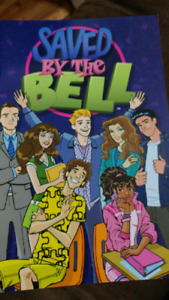 Saved by the bell graphic novel
