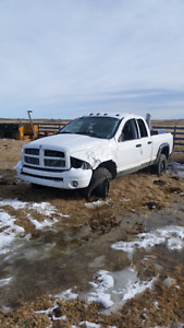 Parting out 2004 dodge 2500 cummins