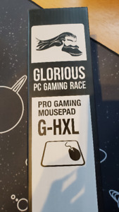 Glorious XL Heavy Gaming Mouse Mat/Pad
