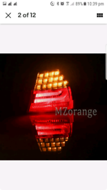 Right side RH REAR LED OUTER TAIL LIGHT