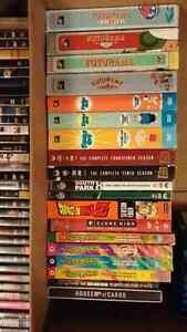 Blu-Ray and DVD Seasons and box sets and more