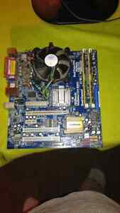 Socket 775 motherboard