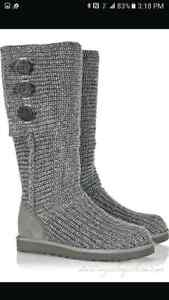 UGGS Cable Knit Size 8 London Ontario image 4