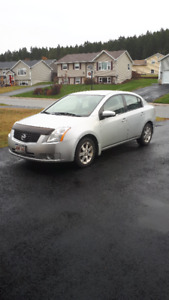For Sale or Trade  2008 Nissan Sentra