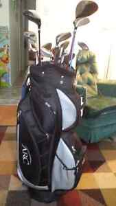 Great starter golf clubs and bag