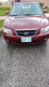 Hyundai Sonata 2.4 year 2008